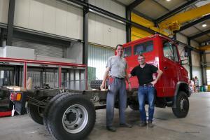 Projekt Vario: Abbau Feuerwehraufbau (15.6.2019)
